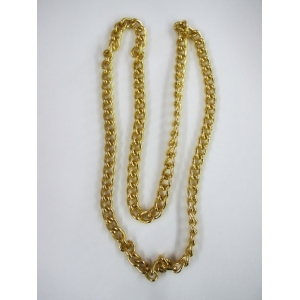 Long Gold Chain - Bling Necklace