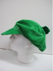 Jockey Cap Green