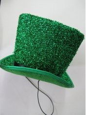 Mini Green Top Hat