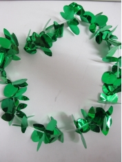 Shamrock Leis - St Patricks Day Costumes