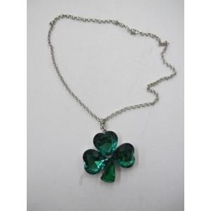 Shamrock Necklace - St Patricks Day Costumes