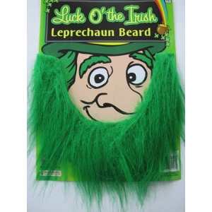 Green Beards - St Patrick's Day Costumes Accessories