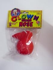 Clown Nose - Plastic