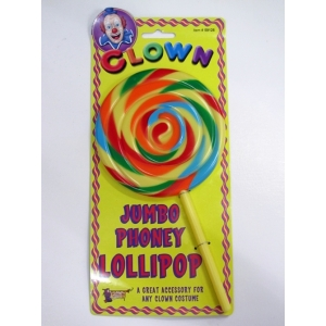 Jombol Phony Lollipop - Clown Toy