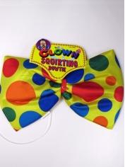 Jumbo Polka Dot Clown Bow Tie