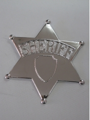 Jumbol Sheriff Badge