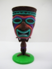 Hawaiian Goblet - Hawaiian Party Decorations