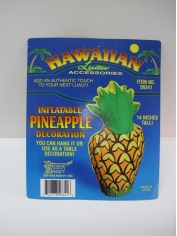 Small Inflatable Pineapple - Party Decorations