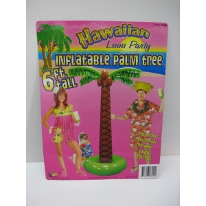 Large Inflatable Palm Tree - Party Decorations