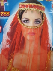 Desert Princess Headpiece - Costume Accessories
