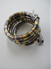 Snake Cleopatra Egyption Bangle - Costume Accessories