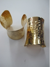 Bangle Gold - Roman Costume Accessories