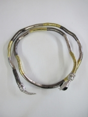 Egyptian Cleopatra Cobra Bracelet/Necklace