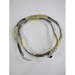 Egyptian Cleopatra Cobra Bracelet/Necklace
