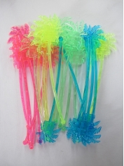 Palm Tree Swizzle Stirrers - Hawaiian Party Accessories