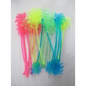 Palm Tree Swizzle Stirrers - Hawaiian Party Accessories