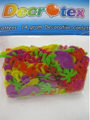 Hawaiian Decorative Confetti - Hawaiian Party Accessories