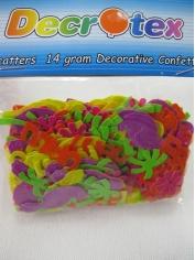 Hawaiian Decorative Confetti - Hawaiian Party Accessories