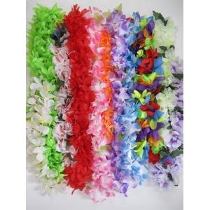 Hawaiian Flower Leis - Hawaiian Party Costumes