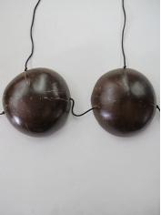 Coconut Bra - Hawaiian Costume Accessories