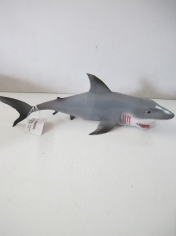 Plastic Shark Grey