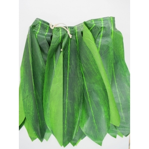 Green Leaf Skirt
