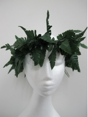 Green Leaf Crown - Costume Accessories