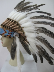 Large American Indian Headdress - Headdress