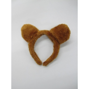 Brown Bear Ears - Animal Headpiece