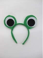 Frog - Animal Headpiece