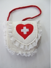 Nurse Handbag - Costume Accessories