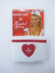 Nurse Hat - Costume Accessories