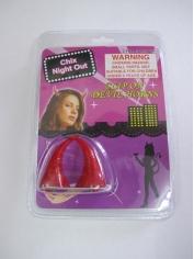 Clip On Devil Horns - Novelty Toys