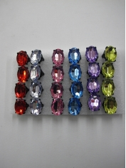 Disco Diamond Fashion Rings
