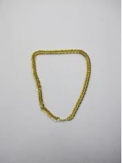 Short Gold Bling Necklaces