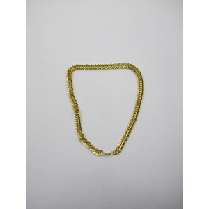 Short Gold Bling Necklaces