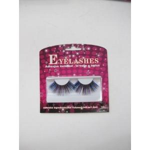 Blue Black Silver Shining - Eyelashes