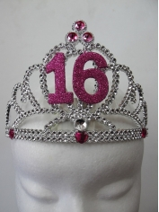 16th Birthday Tiara