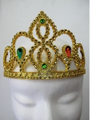 Gold Birthday Tiara