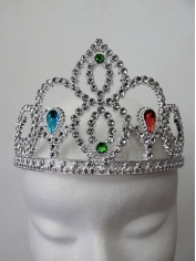 Silver Birthday Tiara