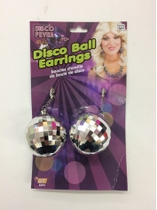 Disco Ball Earing