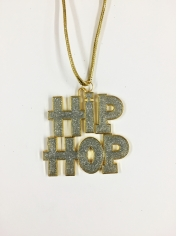Hip Hop Necklace - Bling Necklace
