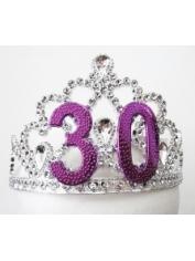 30th Birthday Tiara