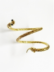 Egyptian Snake Arm Band