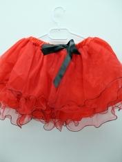 Red Tutu - Costume Accessories