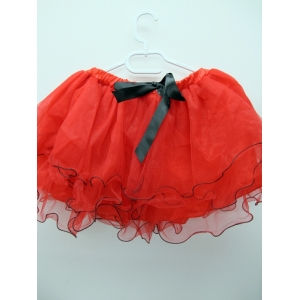 Red Tutu - Costume Accessories