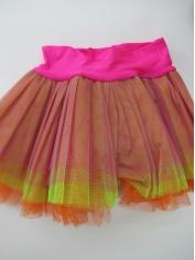 Rainbow Colored Tutus