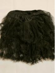 Black Crinoline Slip - Tutu