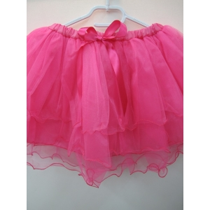 Hot Pink Tutu - Costume Accessories