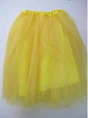 Large Yellow Tutu